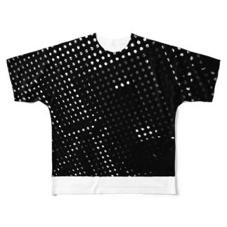 ドット Full graphic T-shirts
