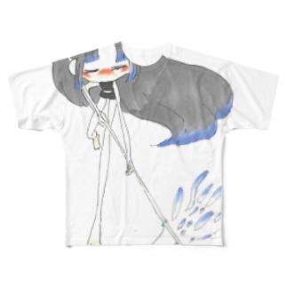 すさー Full graphic T-shirts