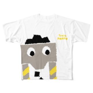COAL HOPPER Full graphic T-shirts