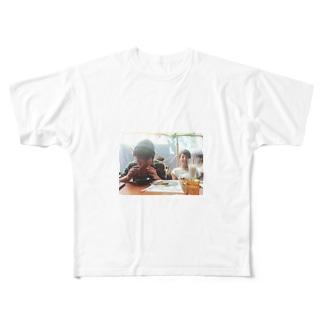 たくちゃん Full graphic T-shirts