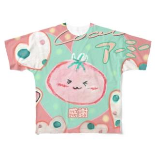 小愛アーミーLv5記念 数量限定グッズスペシャル Full graphic T-shirts