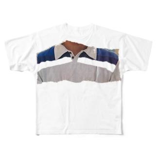 ポロシャツ? Full graphic T-shirts