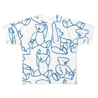 こどもごころのぽぉけっと。 Full Graphic T-Shirt
