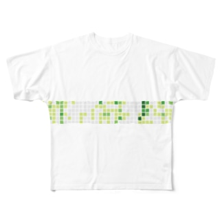 inuscript Full graphic T-shirts