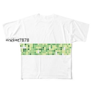 @pocket7878 - 2016 Full graphic T-shirts