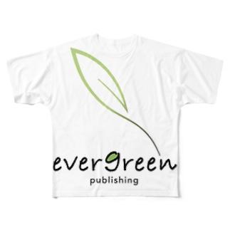 エバーグリーン・パブリッシング公式グッヅ Full graphic T-shirts