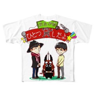 新キャラ登場! Full graphic T-shirts
