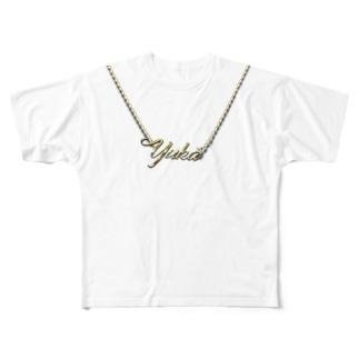 Yuka Full graphic T-shirts