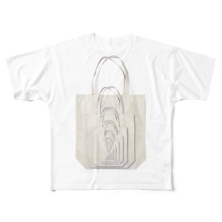 Bag In Bag Full graphic T-shirts