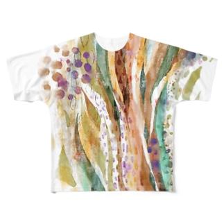 chirukapolka 011 Full graphic T-shirts