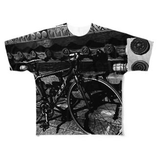 FELT F5 Full graphic T-shirts