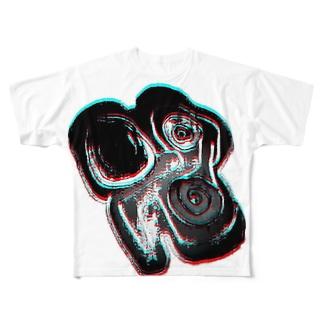 milestone Full graphic T-shirts
