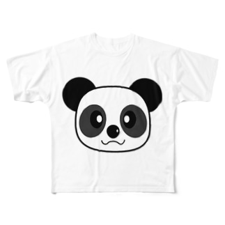 タンタンBタイプ Full graphic T-shirts