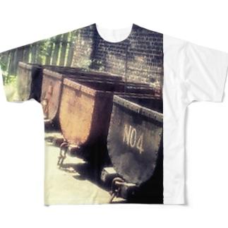 F-truck Full graphic T-shirts