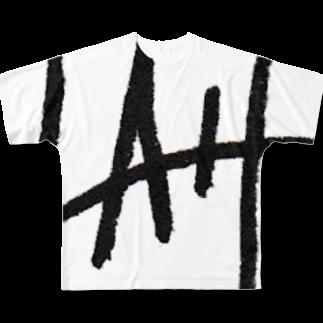 LAHのLAH フルグラフィックTシャツ
