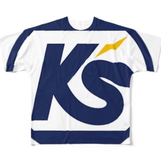 パ紋No.3217 K's フルグラフィックTシャツ