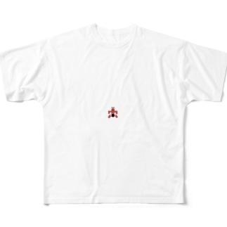 飛翔~jump~ Full graphic T-shirts