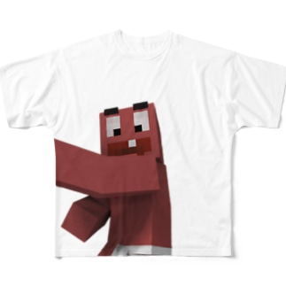 挑発~Hate~ Full graphic T-shirts