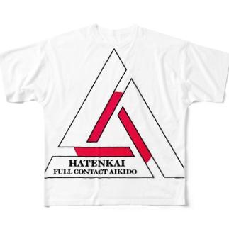 覇天会のグッズ8 Full graphic T-shirts
