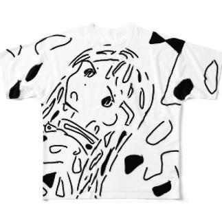 前衛的な僕 Full graphic T-shirts