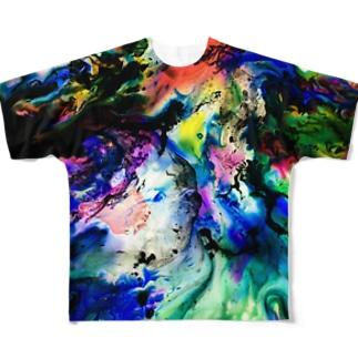 dyebirth_005 Full graphic T-shirts