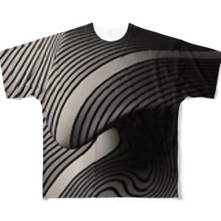 へ〜分かった、小会議室行こうか?💢 Full graphic T-shirts
