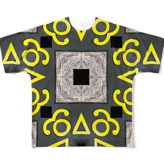 番地のデザインにこだわる、オーストラリア Full graphic T-shirts