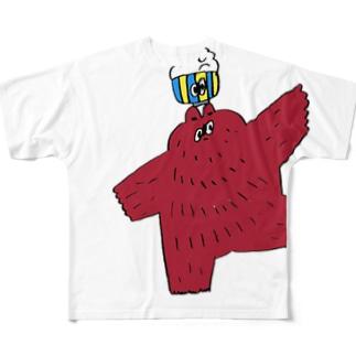 Nico nico フルグラフィックTシャツ
