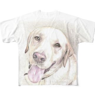 ラブちゃん フルグラフィックTシャツ