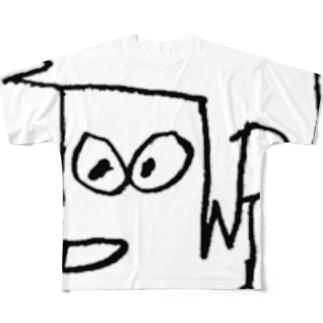 Hide kZW Full graphic T-shirts