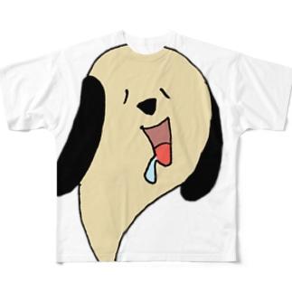 液化ナンディー Full graphic T-shirts