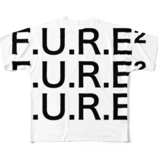 FUre2 Full graphic T-shirts