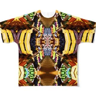 ギャラクティカフルゥーーーーーーーーーツ!!って感じだよね。 Full graphic T-shirts