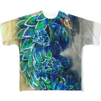 センザン公 Full graphic T-shirts
