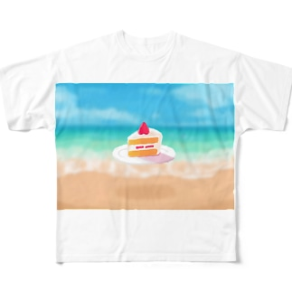 Cake By The Ocean Full graphic T-shirts