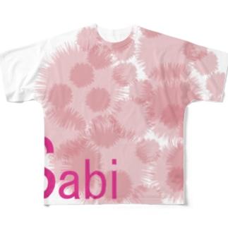 Sabi Full graphic T-shirts