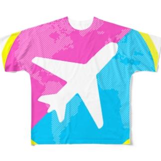 NAVI 2018 フルグラフィックTシャツ