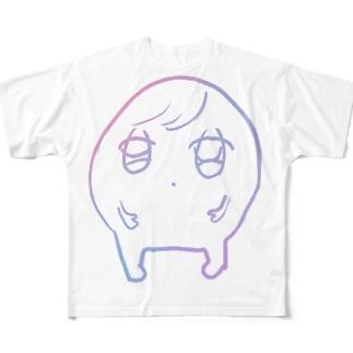 HoYO? Full graphic T-shirts
