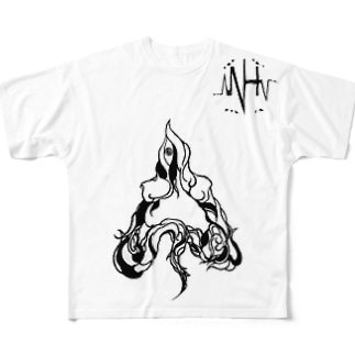 specialー超ー腸ー Full graphic T-shirts