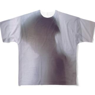 カーテン フルグラフィックTシャツ