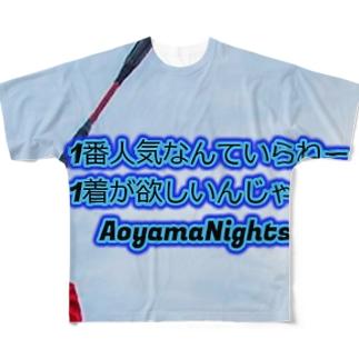 名言シリーズ Full graphic T-shirts