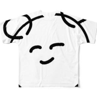 ひなもん Full graphic T-shirts