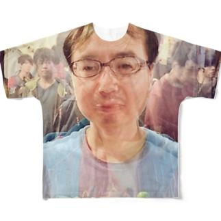Hirohito TANIKAWA フルグラフィックTシャツ