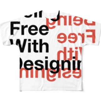 free Full graphic T-shirts