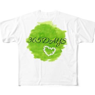 365DAYS フルグラフィックTシャツ
