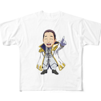 IT軍師 Full graphic T-shirts
