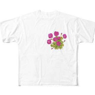 パタ・デ・グアナコ Full graphic T-shirts