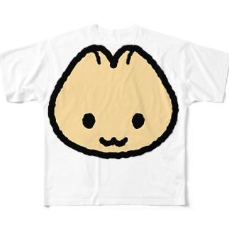 ねぬね フルグラフィックTシャツ