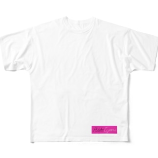 PublicCyaan Full graphic T-shirts