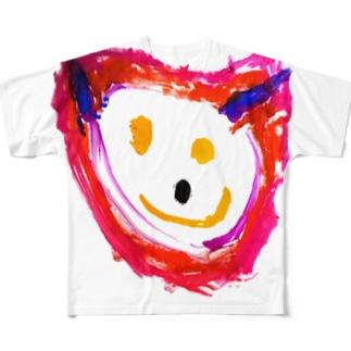 CATS(Karin) Full graphic T-shirts